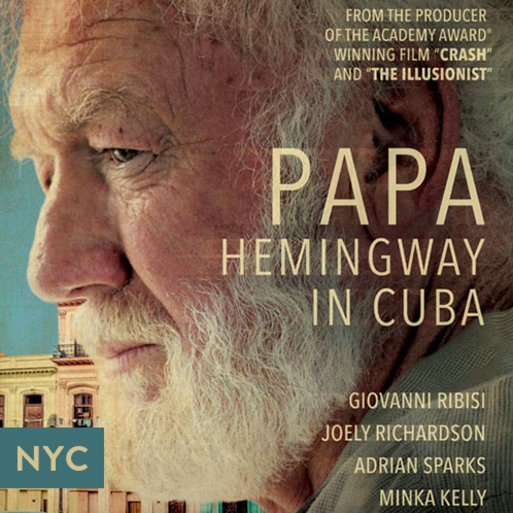 NY: Advance Screening – Papa: Hemingway in Cuba @ AMC Empire 25