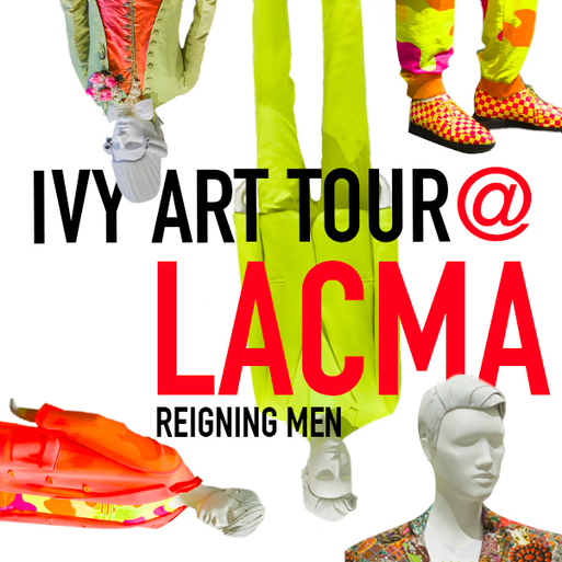 LA: Art Tour – Reigning Men @ Los Angeles County Museum of Art