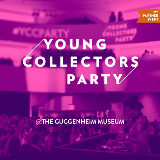 NY: Guggenheim Young Collectors Party