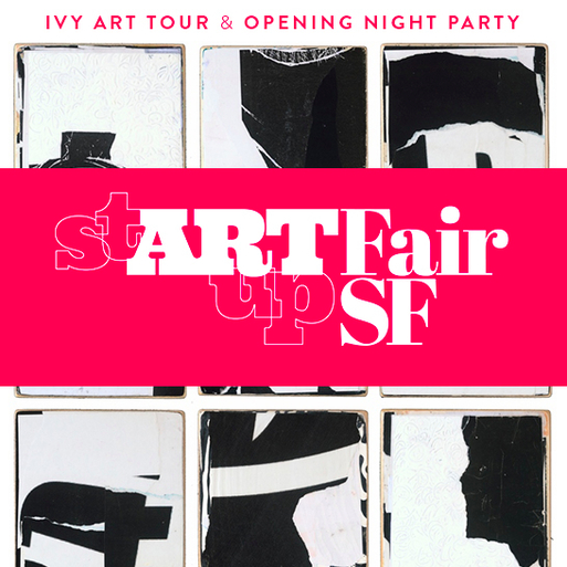 SF: Art Tour @ stARTup Art Fair